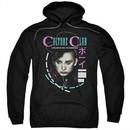 Culture Club Hoodie Color By Numbers Black Sweatshirt Hoody