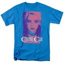 Culture Club Shirt Boy George Turquoise T-Shirt