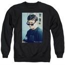 Dawson's Creek Sweatshirt Cool Pacey Adult Black Sweat Shirt