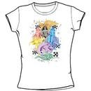 DC Comics Super Juniors T-shirt White Tee Shirt