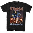 Digital Underground Shirt In Hump We Trust Black T-Shirt