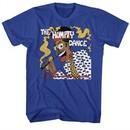 Digital Underground Shirt The Humpty Dance Royal Blue T-Shirt