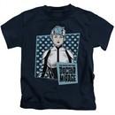 Doctor Mirage Kids Shirt Good Doctor Navy T-Shirt
