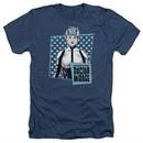Doctor Mirage Shirt Good Doctor Heather Navy T-Shirt