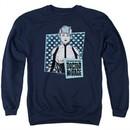 Doctor Mirage Sweatshirt Good Doctor Adult Navy Sweat Shirt