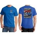 Dodge Guts Glory Ram Trucks (Front & Back) T-shirt
