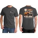 Dodge Ram Hemi Trucks (Front & Back) T-shirt