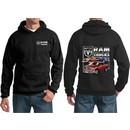 Dodge Ram Trucks (Front & Back) Hoodie