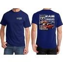 Dodge Ram Trucks (Front & Back) T-shirt