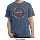 Dodge Shirt Vintage Dodge Sign Pigment Dyed Tee T-Shirt