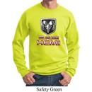 Dodge Sweatshirt Ram Hemi Logo Sweat Shirt