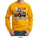 Dodge Sweatshirt Ram Hemi Trucks Sweat Shirt