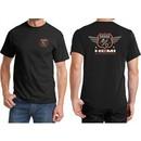 Dodge Tee Garage Hemi (Front & Back) T-shirt
