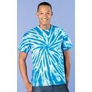 Tie Dye T-shirt Dyenomite Adult Unisex Pinwheel Tee Shirt