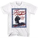 Fargo Shirt A Homespun Murder Story White T-Shirt