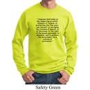 First Amendment Sweatshirt