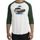 Ford Mustang Raglan Shirt