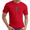 Ford Mustang Cobra T-shirt Motor Company Grill Red Tee Shirt