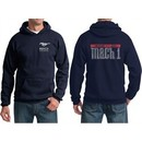 Ford Hoodie 50 Years Mach I (Front & Back) Hoody