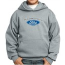 Ford Kids Hoodie My Daddy Drives a Ford Youth Hoody