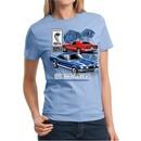 Ford Mustang Ladies Shirt GT 500 Tee T-Shirt