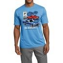 Ford Mustang Mens Shirt GT 500 Moisture Wicking Tee T-Shirt