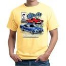 Ford Mustang Mens Shirt GT 500 Organic Tee T-Shirt