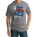 Ford Mustang Mens Shirt GT 500 Tall Tee T-Shirt