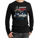 Ford Mustang Shirt Various Shelby Mens Long Sleeve Thermal Shirt
