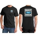 Ford Tee Built Ford Tough (Front & Back) T-shirt