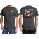 Ford Tee Mustangs Untamed (Front & Back) T-shirt