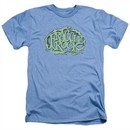 Fraggle Rock Shirt Vace Logo Heather Light Blue T-Shirt