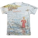 Genesis Shirt Foxtrot Cover Poly/Cotton Sublimation T-Shirt Front/Back Print