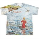 Genesis Shirt Foxtrot Cover Sublimation Youth T-Shirt