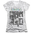 Genesis Shirt Lamp Poly/Cotton Sublimation Juniors T-Shirt