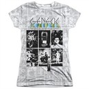 Genesis Shirt Lamp Sublimation Juniors T-Shirt