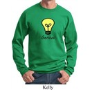 Genius Light Bulb Sweatshirt