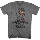 Ghost'N Goblins Shirt Arthur Athletic Heather T-Shirt