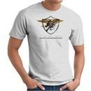 U.S. Navy Seals T-Shirts ? Devgru Adult Ash