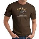 U.S. Navy Seals T-Shirts ? Devgru Adult Brown
