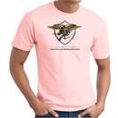 U.S. Navy Seals T-Shirts ? Devgru Adult Pink