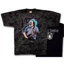 Grateful Dead T-shirt Jerry Garcia Birdsong Tie Dye Tee