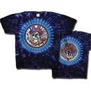 Grateful Dead T-shirt Tie Dye Psychle Sam Tee Shirt