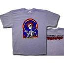 Grateful Dead T-shirt Skull and Roses Classic Tee Shirt