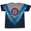 Grateful Dead Shirt Tie Dye New Years V-Dye Tee T-Shirt