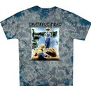 Grateful Dead T-Shirt Tie Dye Tom Sawyer Adult Tee Shirt
