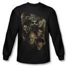 Grimm Shirt Wesen Long Sleeve Black Tee T-Shirt
