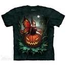 Halloween Fairy  Shirt Tie Dye Adult T-Shirt Tee