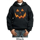Halloween Jack O Lantern Skull Kids Hoody