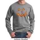 Halloween Jack O Lantern Skull Sweatshirt